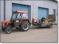 ZETOR 5211 (8111) - traktor