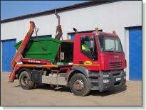 IVECO 310 STRALIS - nosič kontajnerov