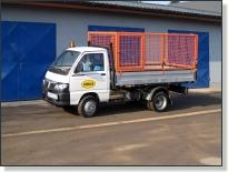 PIAGGIO PORTER MAXXI- vozidlo na zvoz komunálneho odpadu