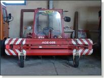 MT8-046 - obracač-zhrňovač (AOZ-005)