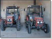 ZETOR 7011 (7211, 7245) - traktor