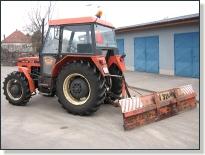 ZETOR 7245 - traktor